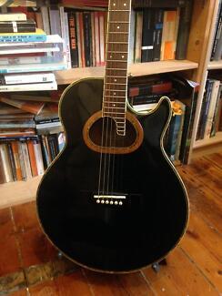 Ibanez Ragtime Special R460-BK Acoustic Guitar