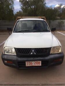 2005 Mitsubishi Triton Ute Alice Springs Alice Springs Area Preview