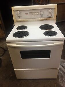 Kenmore easy clean, but isn't cleaned
