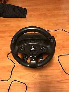 PS3/PS4 drive wheel for racing games