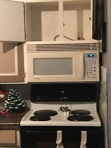 Magic Chef - Cabinet mounted Microwave