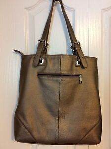 Club Rochelier Corina Leather Purse/Bag (Costco)