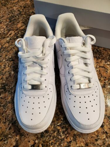 NIKE AIR FORCE 1 '07 WHITE/WHITE 315115 112 Women's size 8 *BRAND NEW IN BOX