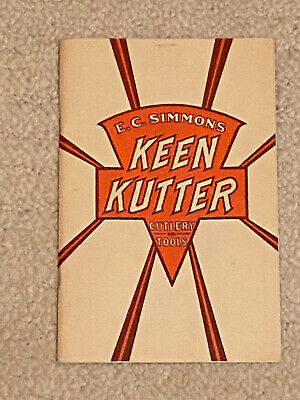 Keen Kutter Knife Catalog (repro.)