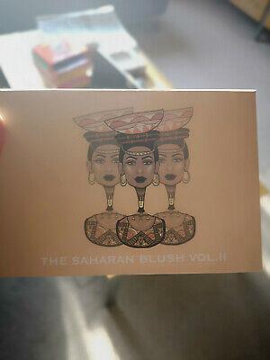 Juvia's Place - The Saharan Blush Palette Volume II - all skin tones