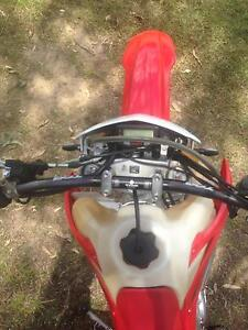 2012 CRF450x Maraylya The Hills District Preview