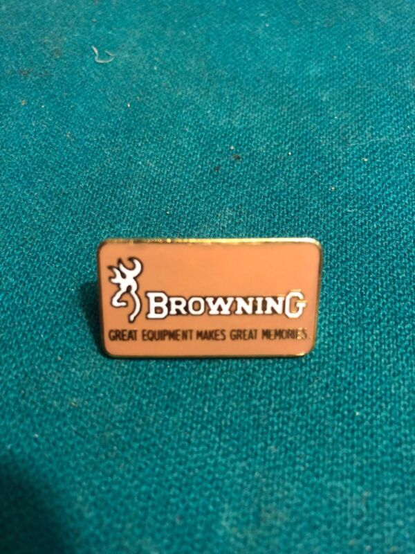 Browning Firearms Hat Tac, Lapel, Tie Pin