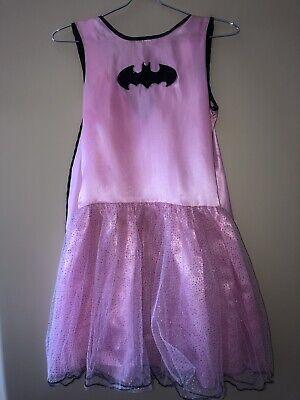 Batman Halloween Costumes For Girls (Halloween costumes kids girls Pink Batman Size)