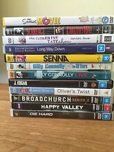 DVDs Kingsford Eastern Suburbs Preview