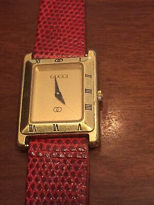 Vintage Gucci 4200 Womens Watch