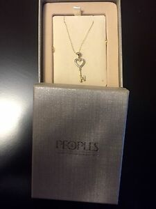 People's gold necklace