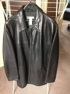 Wilkes Rodriguez leather jacket