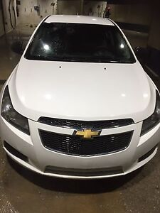 2011 Chevrolet Cruze  Eco Tec White Automatic
