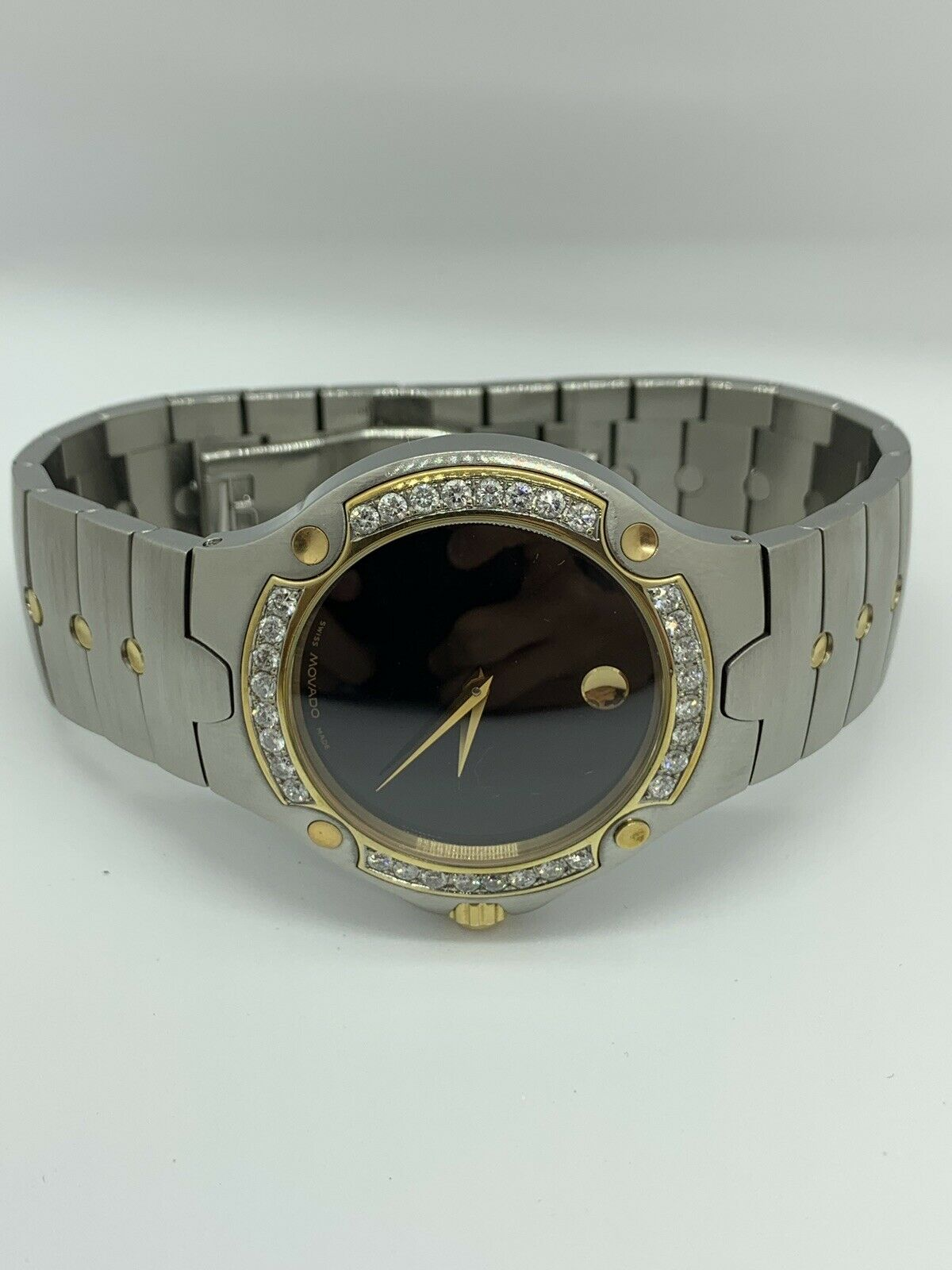 Movado Mens Watch Pre-owned  - $450.00