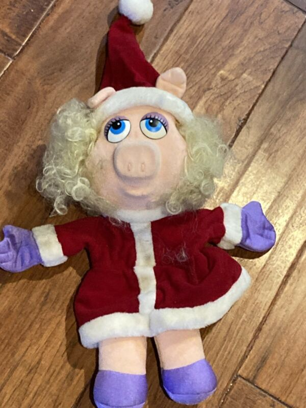 Muppets Miss Piggy Hand Puppet