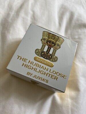 NIB Juvias Place Nubian loose Highlighter In Nefertiti