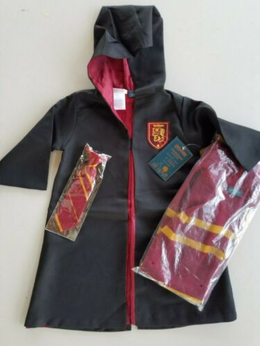 Pottery Barn Kids Harry Potter Gryffindor Halloween Costume 3T #2936