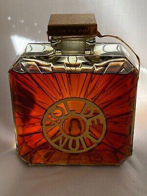 VOL DE NUIT BY GUERLAIN PARIS  Eau De Parfum VINTAGE 1930? RARE! 2.70 Fl OZ