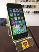 IPHONE 5C GREEN 16GB GOOD CONDITION WITH INVOICE AND WARRANTY Chermside Brisbane North East Preview