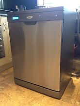 Whirlpool dishwasher (free delivery) Kidman Park Charles Sturt Area Preview