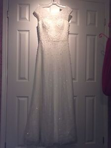 White Bridal/Prom Gown Dress