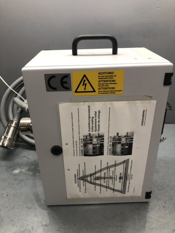 Heidelberg Stahl Folder Coupling Module TH-TD-TH Free UPS Ground Shipping