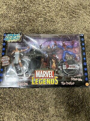 Marvel legends urban legends 4- Pack