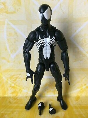 Marvel Legends Hasbro Sandman BAF Series Black Suit Spiderman Action Figure (T3)