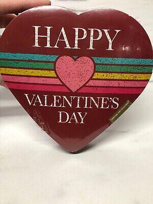 Elmer Valentines Heart Shaped Box Of Chocolate Candy Happy Valentines Day 1.6 Oz Chocolates Heart Shaped Box