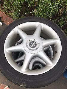 Nissan wheels 17s Cranbourne Casey Area Preview