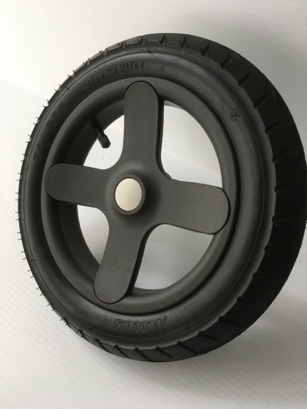 Stokke Trailz replacement rear wheel 12.5 inch air filled / Mitas official part!