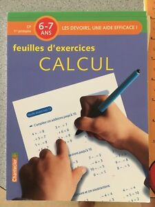 French math grade 1-2 resources