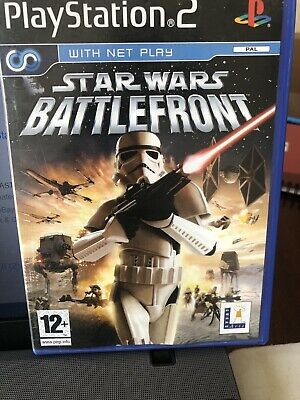 star wars battlefront 2 ps2