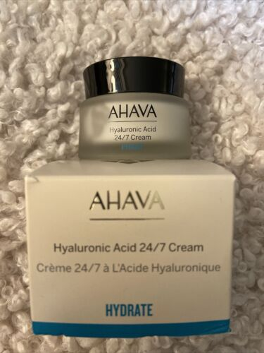 Ahava Hyaluronic Acid 247 Cream, 50 ml