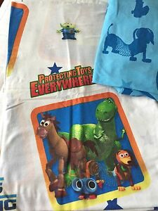 Draps Toy Story / Toy Story Bedsheets