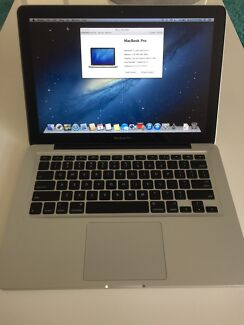 "MacBook Pro 2012 13"" excellent condition"