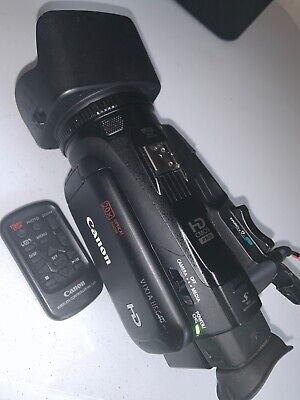 Canon VIXIA HF G40 Full 1080p HD 35mp Camcorder w/ remote - Black
