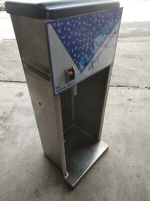 Vitamix Vm0800 Stainless Steel Commercial Blender Frozen Drink Flurry Machine