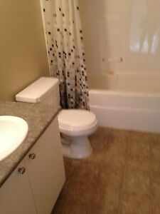 Two bedroom apartment with in-suite laundry