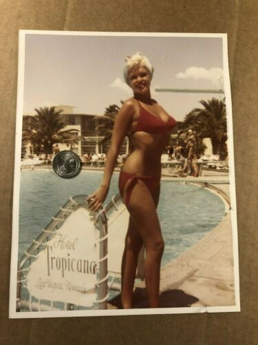 Jayne Mansfield Stunning Very Rare One of a Kind Candid 8/10 Photo 1959