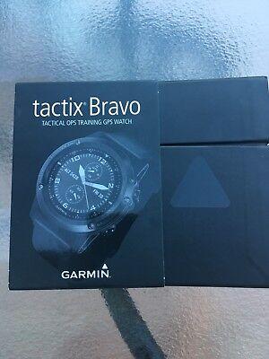 Garmin Tactix Bravo TACTICAL OPS TRAINING GPS WATCH