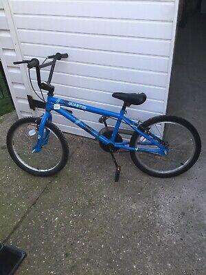 """Blue Quarter Bike, 16"""" Wheels (pick up only)"""