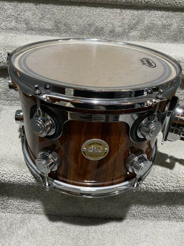 "DW Jazz 12""x8"" Tom Koa Maple"