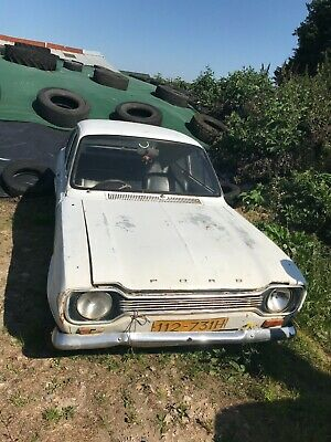 ford escort mk1 mexico Type 49 Shell Southern African Import No Reserve