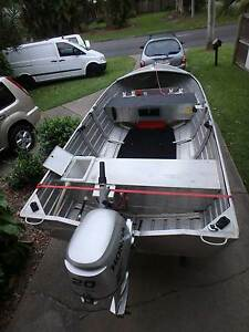 2007 Quintrex Dart 395 Currumbin Waters Gold Coast South Preview
