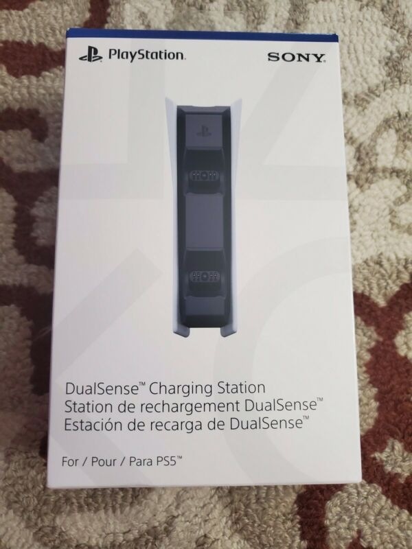 PlayStation 5 DualSense Charging Station PS5