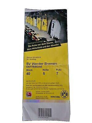 Werder Bremen Tickets Kaufen