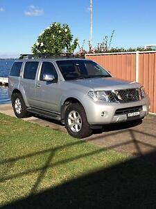 2010 Nissan Pathfinder Wagon Buttaba Lake Macquarie Area Preview