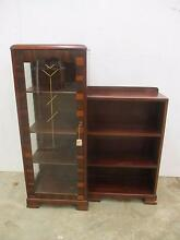 C17071 Lovely 1950's PENGELLEY China Display Cabinet Bookshelf Unley Unley Area Preview