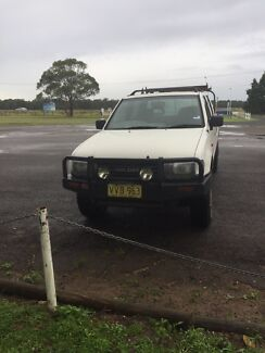 Holden Rodeo 1997 Turbo Diesel East Branxton Cessnock Area Preview
